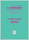 Catalogue 3 Oranges 2019